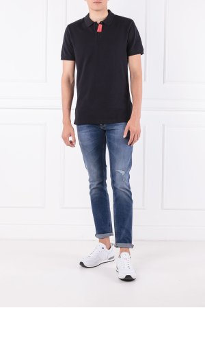 Calvin Klein Jeans Polo INSTITUTIONAL SLIM P | Regular Fit