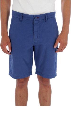 Guess Jeans Lniane szorty | Regular Fit