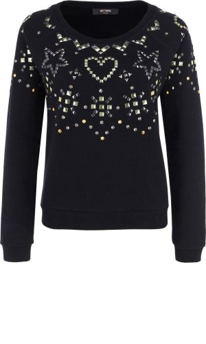 MYTWIN TWINSET Sweatshirt | Regular Fit