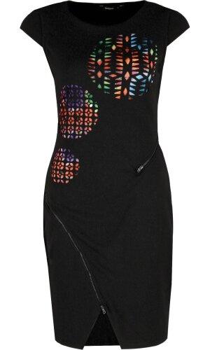 Desigual Sukienka VEST_STELLA | Slim Fit