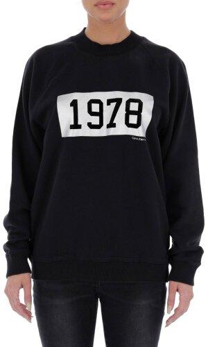 Calvin Klein Jeans Sweatshirt HELENE 1978 CN HWK L | Relaxed fit