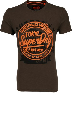 Superdry T-shirt Stencil | Regular Fit