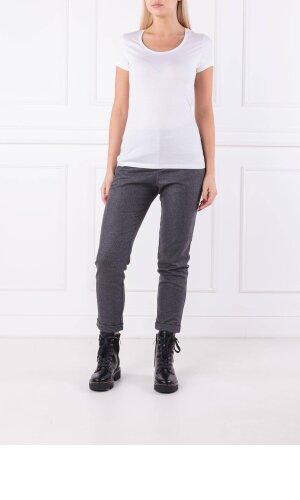 Boss Casual Wełniane spodnie Sasizy | Regular Fit
