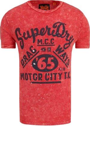 Superdry T-shirt Motor City | Slim Fit