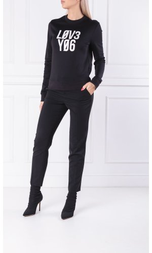 Red Valentino Sweatshirt | Regular Fit
