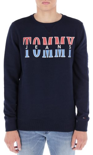 Tommy Jeans Bluza Essential Graphi | Regular Fit