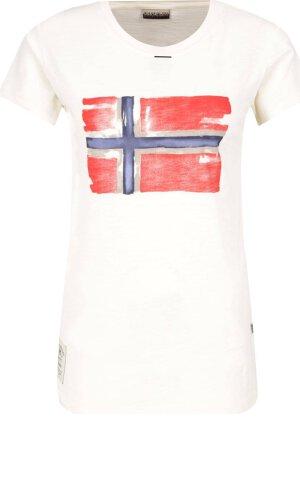 Napapijri T-shirt SAFIA | Slim Fit