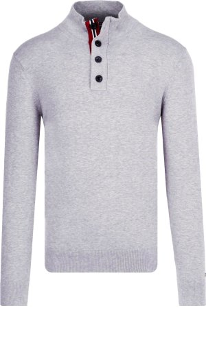 Tommy Hilfiger Sweter STRIPE DETAIL CLASSI | Regular Fit