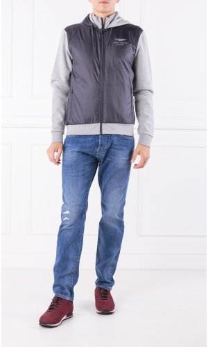 Hackett London Bluza Aston Martin Racing | Regular Fit