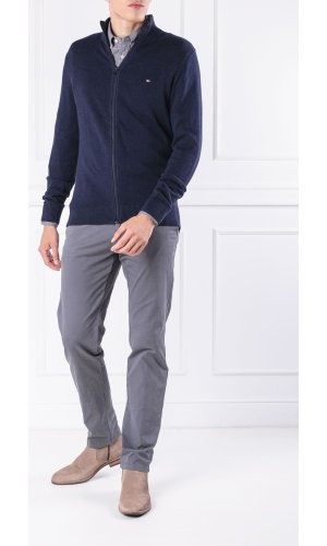Tommy Hilfiger Sweter PIMA | Regular Fit
