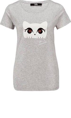 Karl Lagerfeld T-shirt Choupette Love | Regular Fit