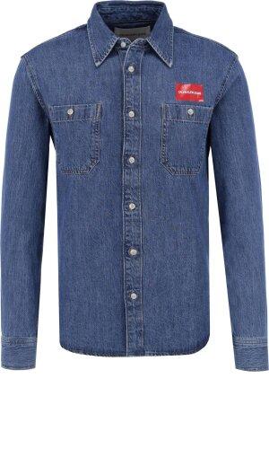 Calvin Klein Jeans Koszula | Regular Fit | denim