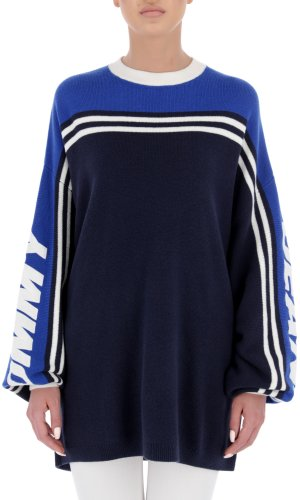Tommy Jeans Sweater TJW OVERSIZED RACING | Loose fit