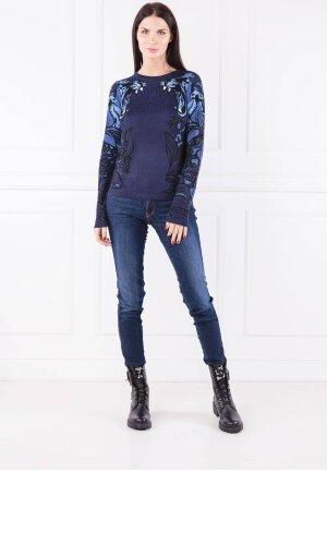Desigual Sweter SAFARI | Slim Fit