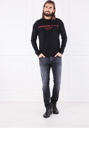 Versace Jeans Sweater | Regular Fit | with addition of wool