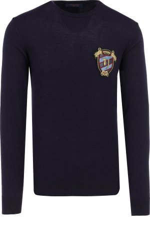 Trussardi Jeans Sweater | Regular Fit | with addition of wool