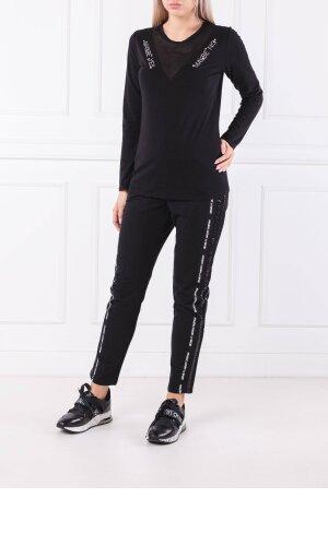 Liu Jo Sport Spodnie dresowe Ambra | Regular Fit