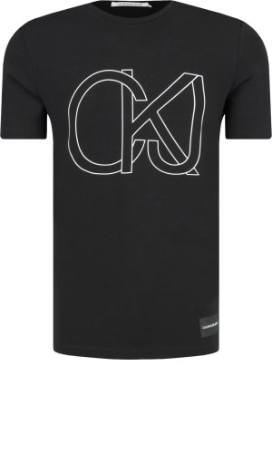 Calvin Klein Jeans T-shirt GRAPHIC | Slim Fit