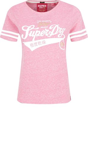 Superdry T-shirt SPORT CLUB | BOXY FIT