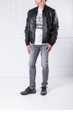 Trussardi Jeans Jacket | Regular Fit