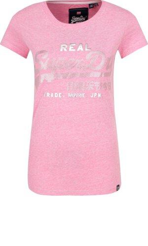 Superdry T-shirt VINTAGE LOGO SPORT ENTRY TEE | Regular Fit