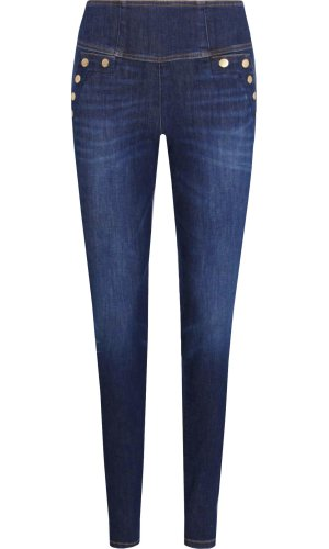 Guess Jeans Jeansy CURVE X HIGH BUTTON | Skinny fit