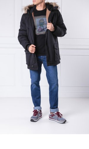 Trussardi Jeans Parka | Regular Fit