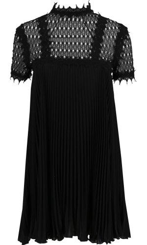 Elisabetta Franchi Koronkowa sukienka