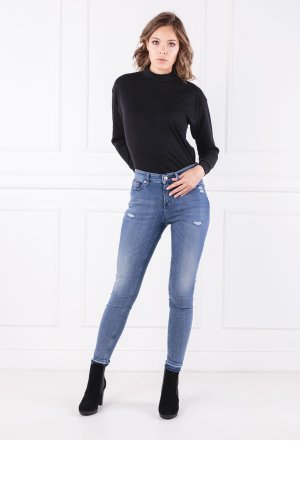 Tommy Jeans Jeansy NORA | Skinny fit | mid rise
