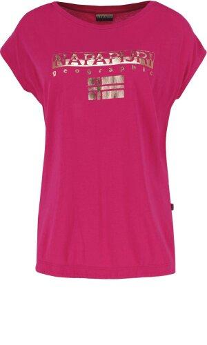Napapijri T-shirt | Loose fit