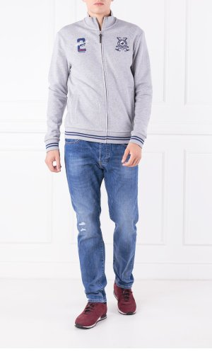 Hackett London Bluza SNOW FULL ZIP | Regular Fit