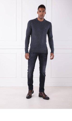 Tommy Hilfiger Wełniany sweter SOFT CNECK | Regular Fit