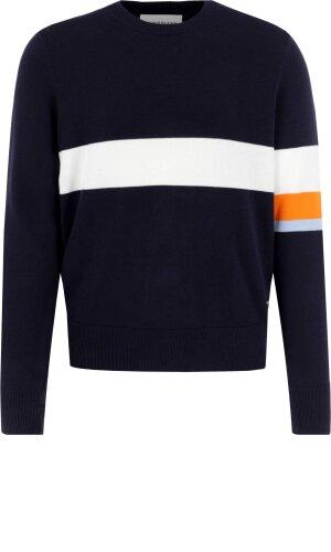 Calvin Klein Jeans Sweater COLOR STRIPE | Regular Fit