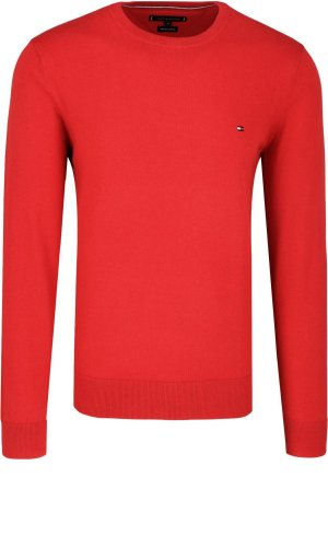 Tommy Hilfiger Sweter CLASSIC COTTON CNECK | Regular Fit