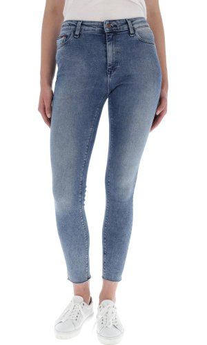 Tommy Jeans Jeansy Santana   Skinny fit   high waist