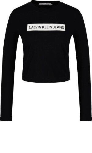 Calvin Klein Jeans Bluzka INSTITUTIONAL BOX | Regular Fit