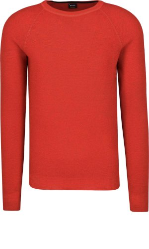 Boss Orange Wełniany sweter Akutisro | Regular Fit