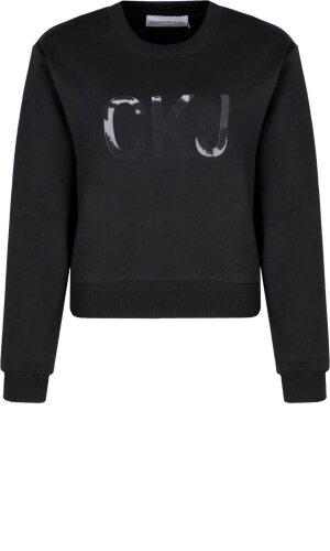 Calvin Klein Jeans Bluza INSTITUTIONAL VINYL | Regular Fit