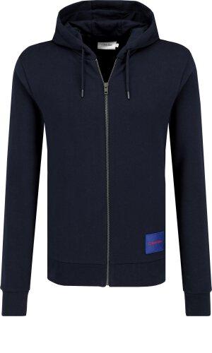 Calvin Klein Sweatshirt REFINED PIQUE LONG S | Regular Fit