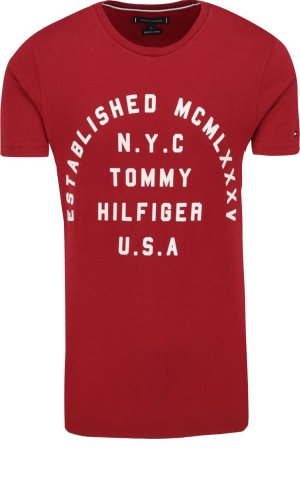 Tommy Hilfiger T-shirt STAMP LOGO TEE | Regular Fit