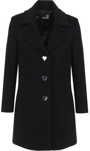 Love Moschino Wool coat