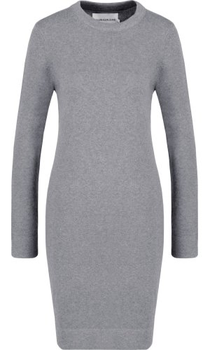 Calvin Klein Jeans Dress | with addition of wool