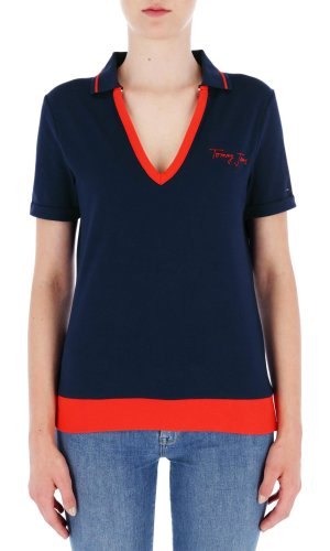 Tommy Jeans Blouse Colorblock relax   Regular Fit