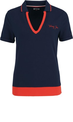 Tommy Jeans Bluzka Colorblock relax | Regular Fit
