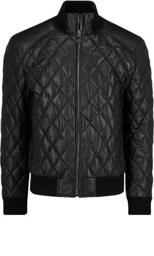 Joop! COLLECTION Leather jacket GREG | Regular Fit