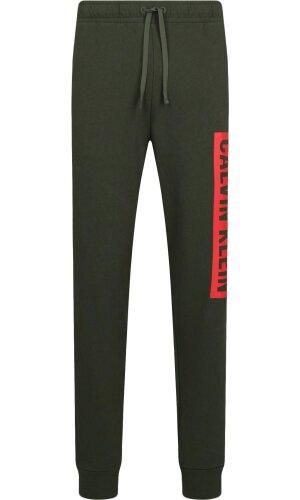 Calvin Klein Performance Spodnie dresowe KNIT PANT   Regular Fit