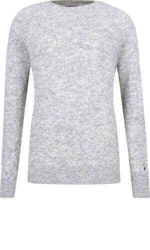 Tommy Hilfiger Sweter VALLIS | Loose fit | z dodatkiem wełny