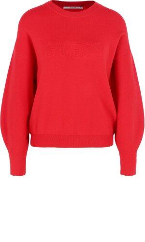 Guess Jeans Sweter LS CN AUDREY | Regular Fit