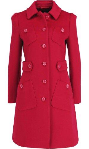 Boutique Moschino Wool coat Long