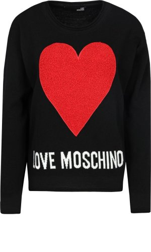 Love Moschino Sweter | Regular Fit